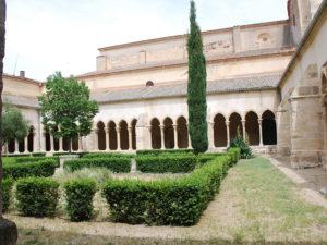 Claustro Santa María La Real De Nieva
